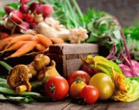 Eating nutrition rich veggies will help reduce stress