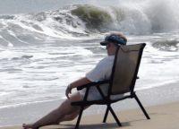 Feel relaxed on the beach